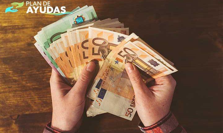 dinero en manos para la renta básica universal