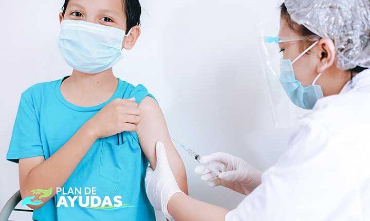 vacunas de los niños